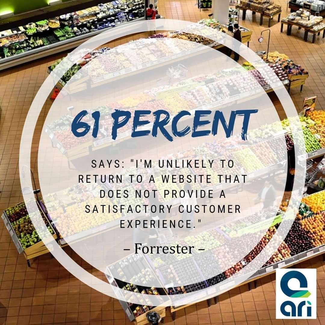 ARI customer experience
