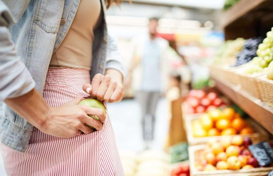 Reduce Shoplifting