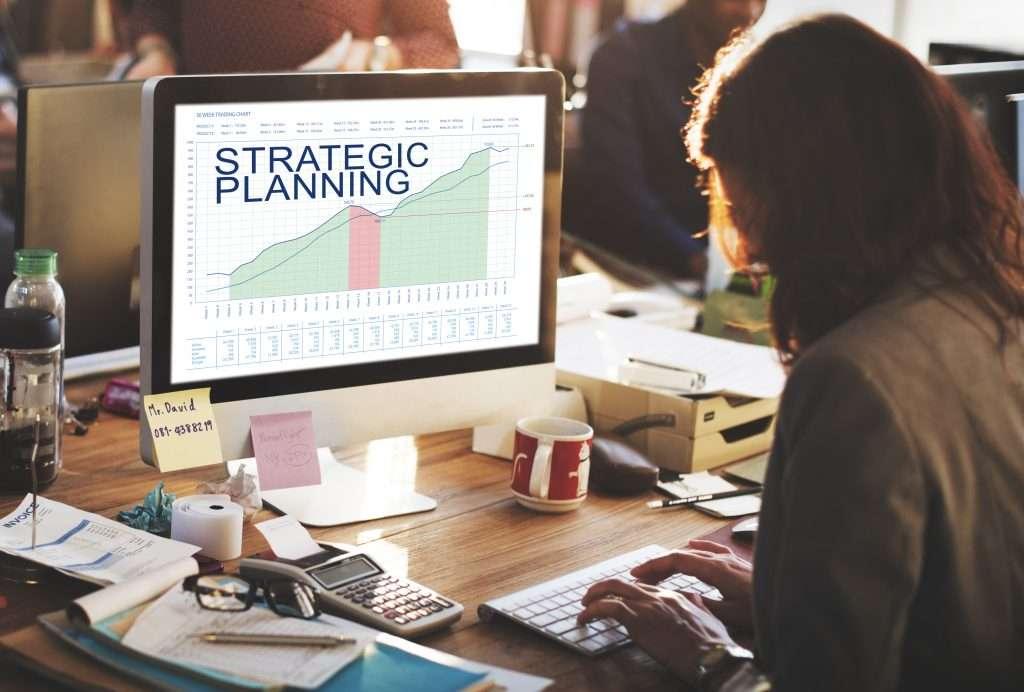 Set up the strategic goals