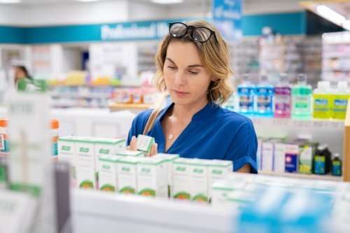 pharmacy business model