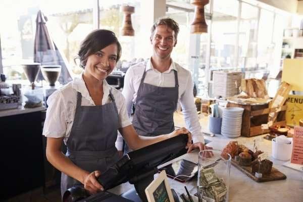 Allocate fewerstaff members for cash handling